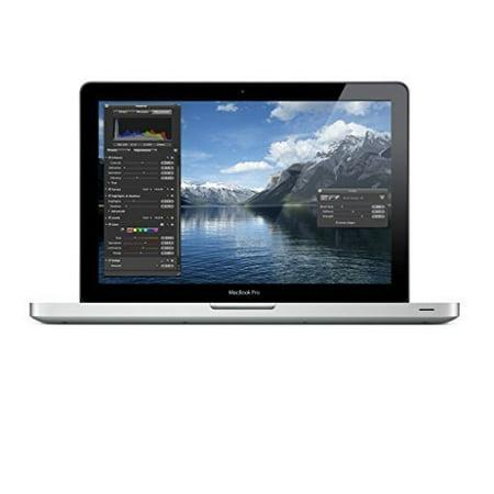 MacBook Pro 13.3-Inch Laptop MC374LL/A Core 2 Duo (Certified