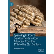 Speaking in Court - eBook