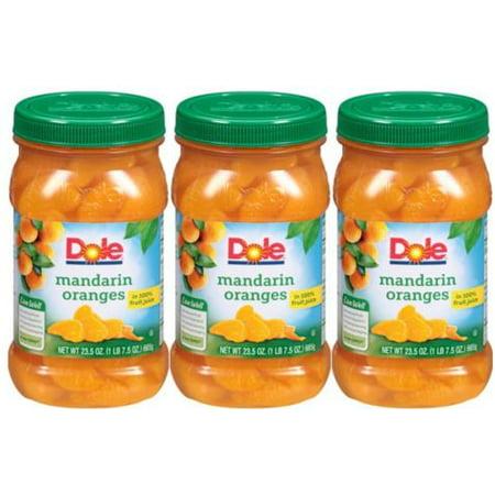 Mandarin Orange Wine ((3 Pack) Dole Mandarin Oranges in 100% Fruit Juice, 23.5)
