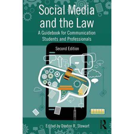 Social Media and the Law : A Guidebook for Communication Students and Professionals - Social Media Professional Halloween