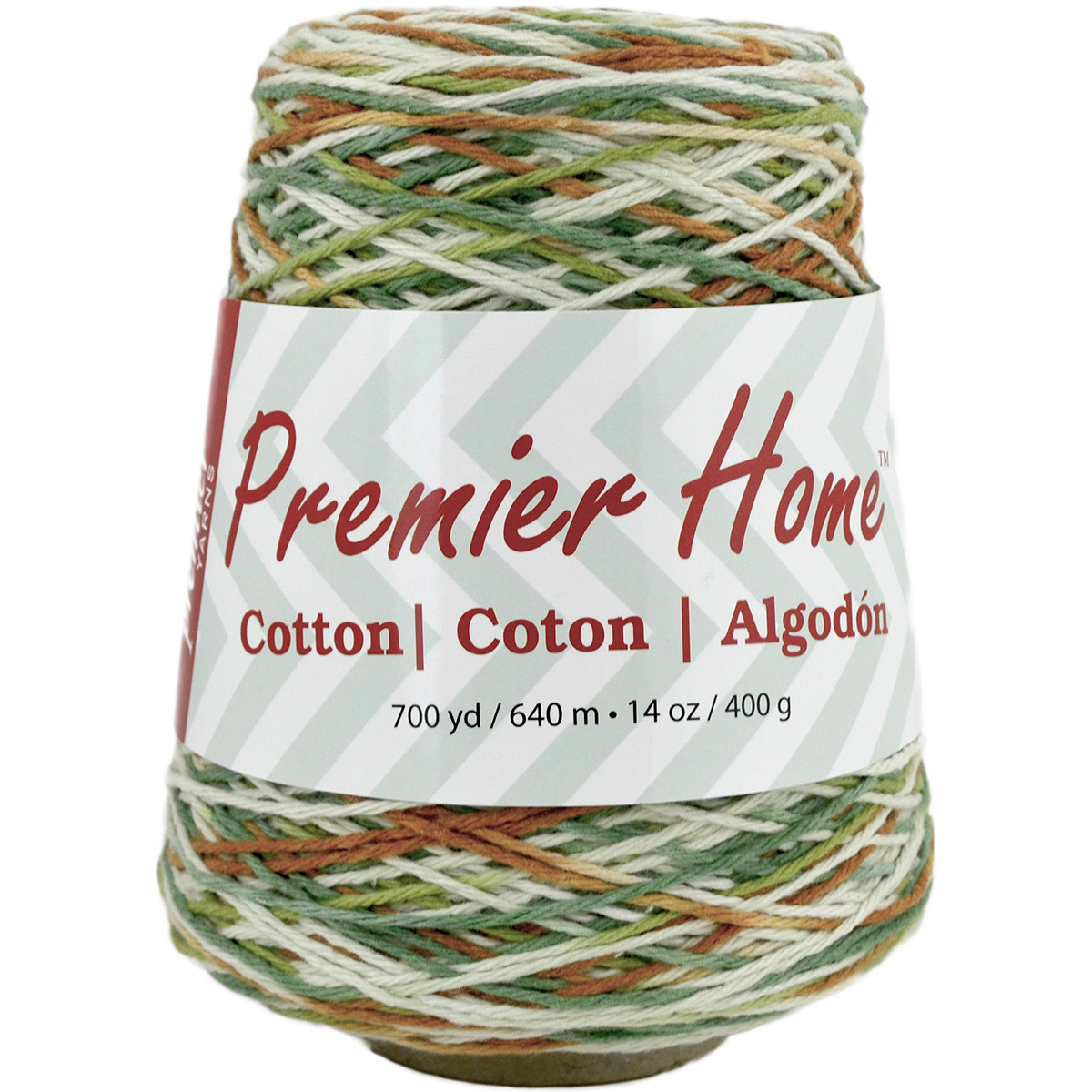 Home Cotton Yarn - Multi Cone-Woodland - image 1 of 1