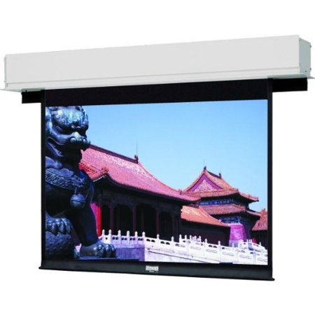 """Advantage Deluxe Electrol High Contrast Matte White Electric Projection Screen Viewing Area: 70"""" H x 70"""" W"""