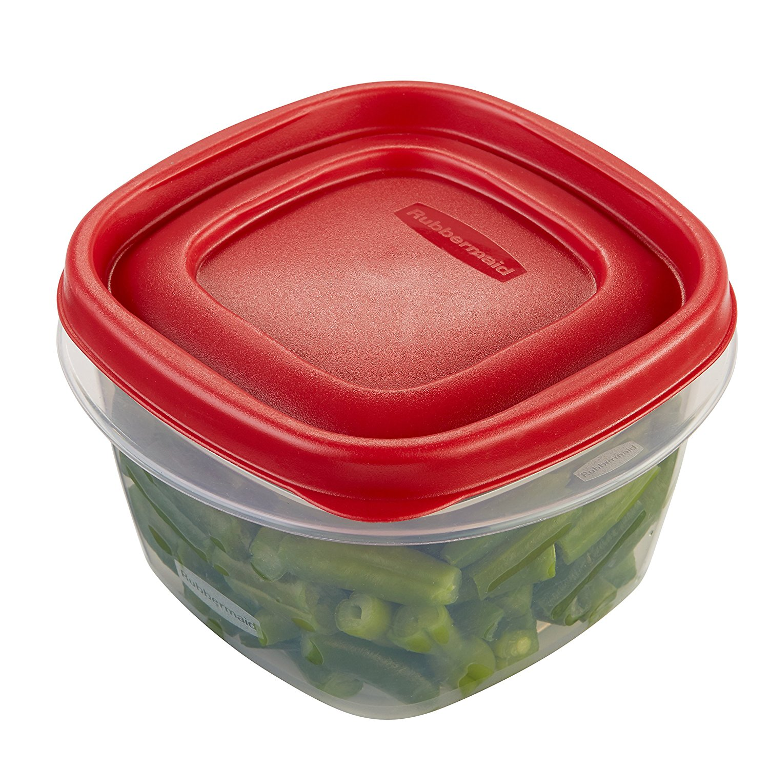 Rubbermaid 7J60 Easy Find Lid Square 2-Cup Food Storage Container - Walmart.com  sc 1 st  Walmart & Rubbermaid 7J60 Easy Find Lid Square 2-Cup Food Storage Container ...