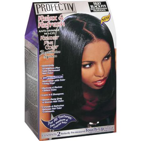 Profectiv Silky Black 19 Semi Permanent Highlights Relax
