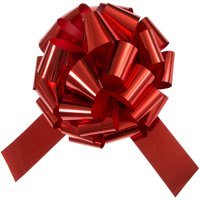 Giant Car Gift Bow, 18 in, Red, 1ct