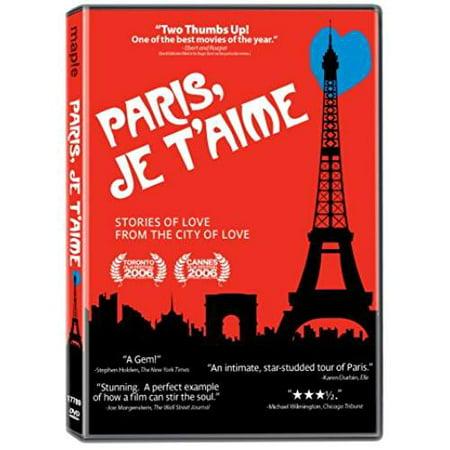 PARIS, JE T'AIME (ENGLISH) [DVD] - image 1 of 1