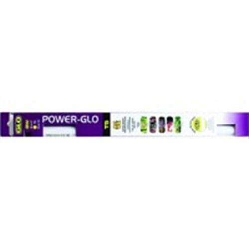 Power Glo Fluorescent Bulb T5, 8w, 12in