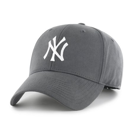 - Fan Favorite MLB Basic Adjustable Hat, New York Yankees