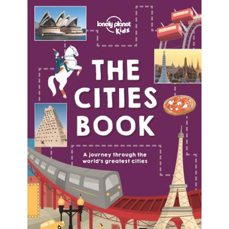 City Kids (Lonely Planet Kids: The Cities Book -)
