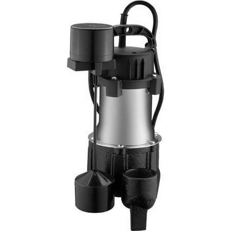 Ez-Flo 95069 1/2 Hp Cast Iron Sub Dewatering Pump