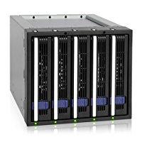 ICY DOCK FatCage MB155SP-B 5 x 3.5