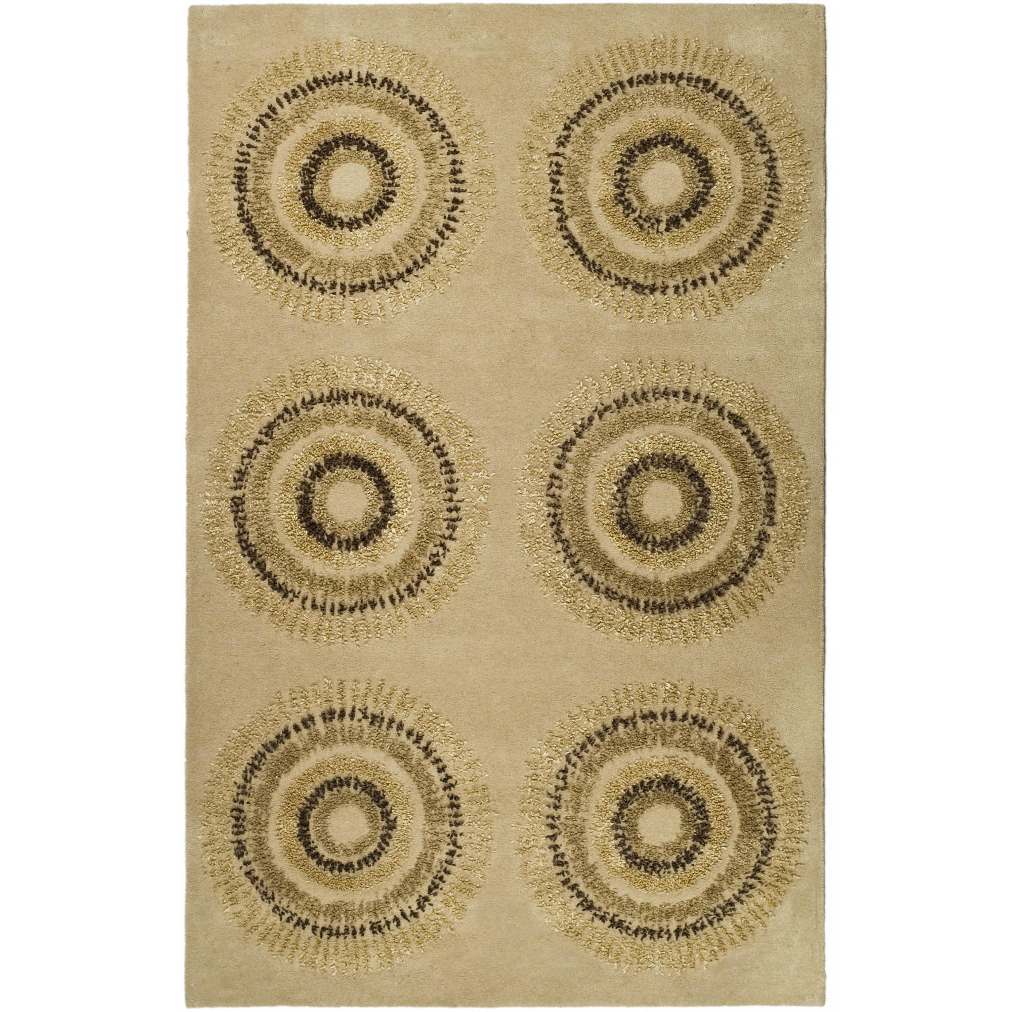 Safavieh Soho Leanne Geometric Wool Area Rug or Runner