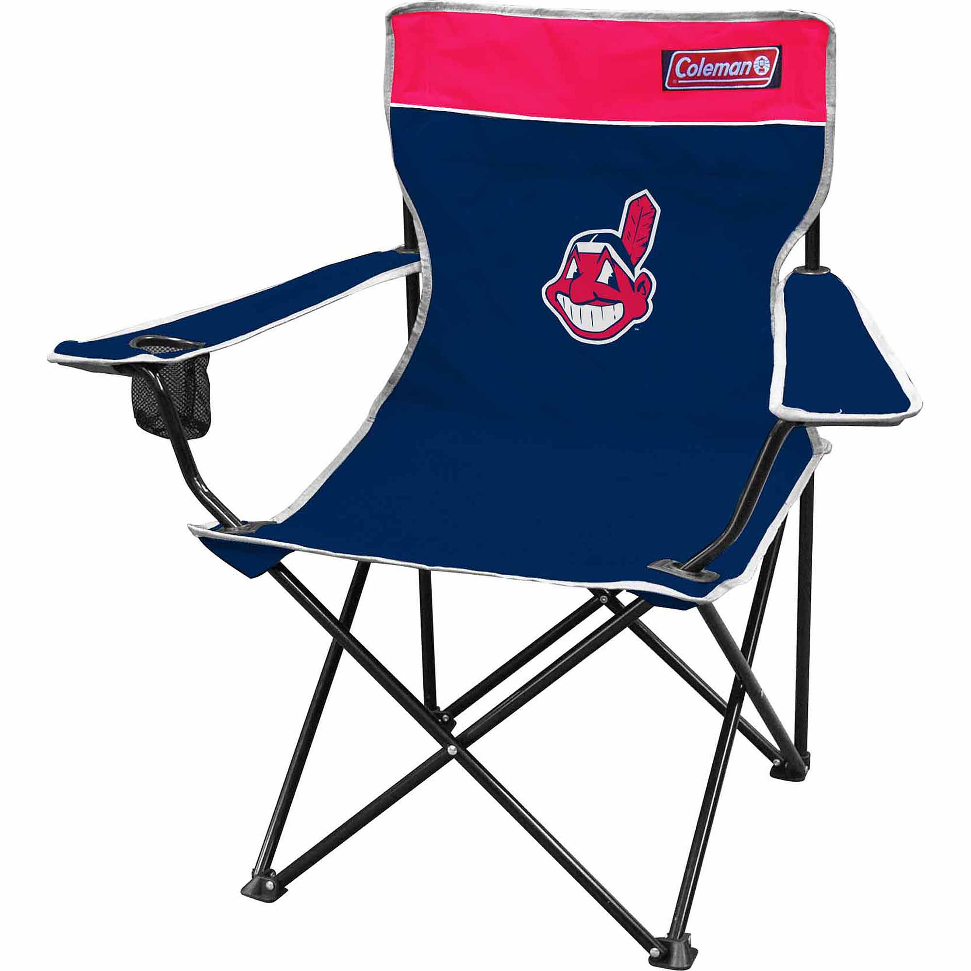 Coleman MLB Cleveland Indians Quad Chair