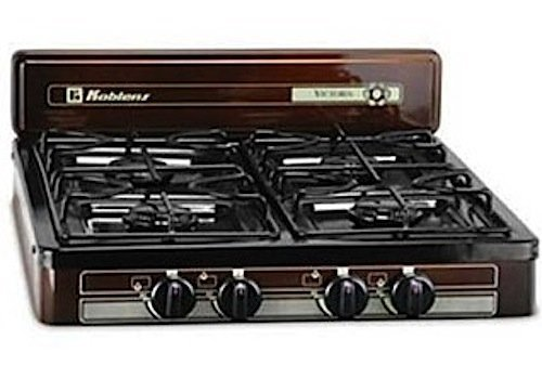 Koblenz 4-Burner Gas Stove by Thorne Electric