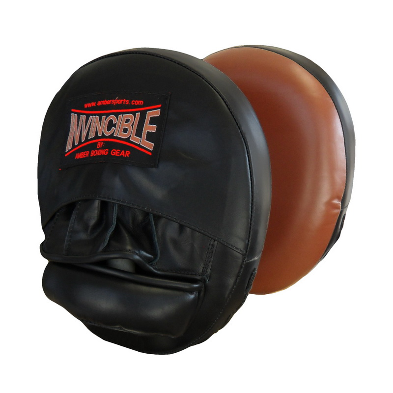 Amber Invincible Fight Gear Air Mitts