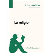 La religion (Fiche notion) - eBook