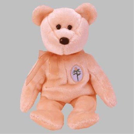 TY Beanie Baby - DEAREST the Bear (8.5 - Beanie Baby Halloween Bear