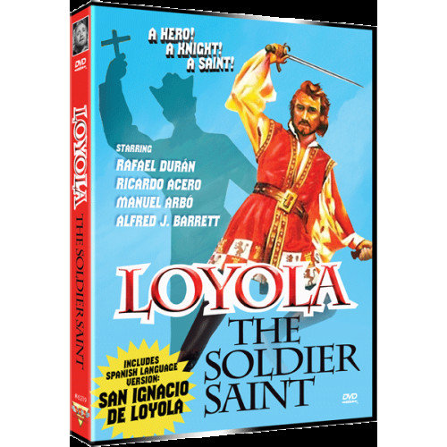Loyola, The Soldier Saint (Full Frame)