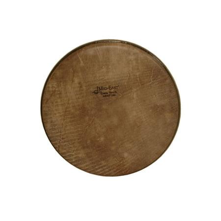 Aluminum Doumbek Drum (Remo Skyndeep Doumbek Head 11