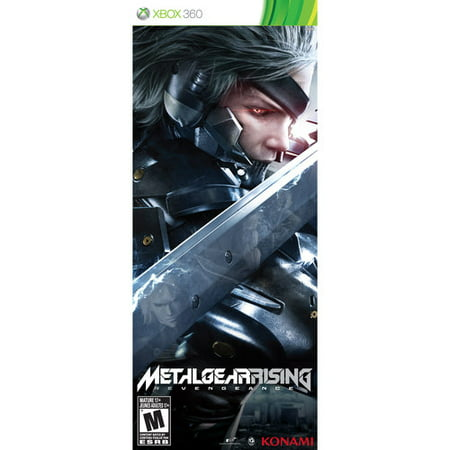 Metal Gear Rising: Revengeance: Limited Edition