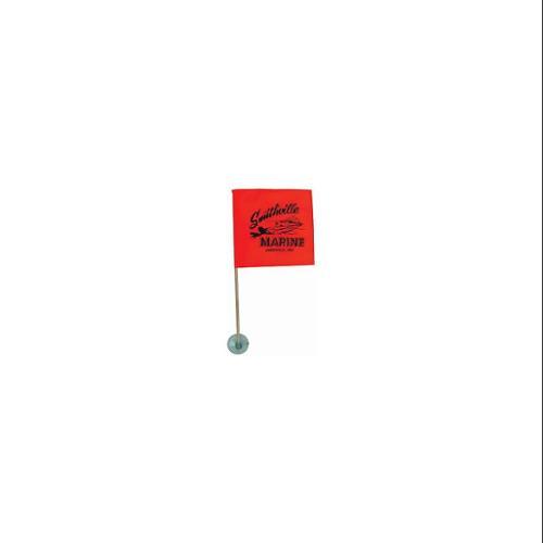 "Kwik Tek SAF-1 24"" Pole Vinyl Water Ski Flag by Kwik Tek"