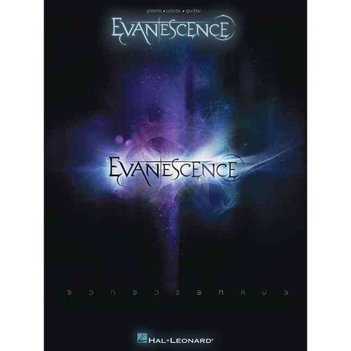 Evanescence: Piano / Vocal / Guitar