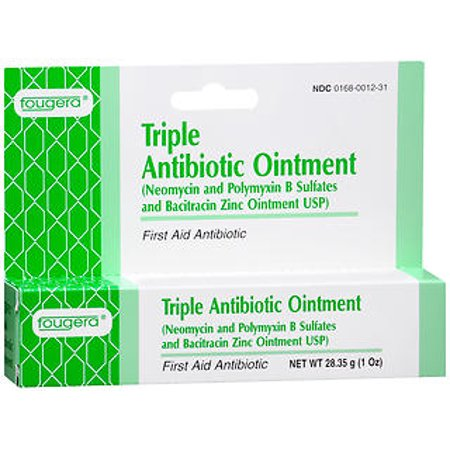 Fougera Triple Antibiotic Ointment 1oz