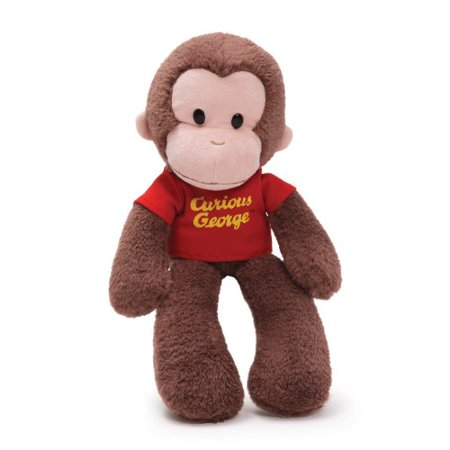 - GUND Curious George Take Along Stuffed Animal