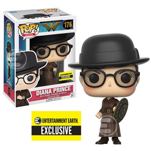 FUNKO INC. POP DC Wonder Woman Movie Diana Prince Action ...