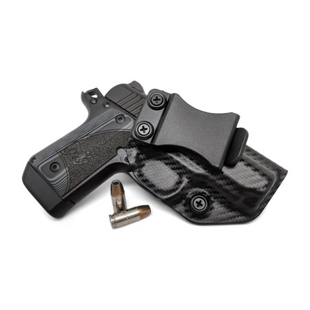 Kimber Pistols (Concealment Express: Kimber Micro 9 KYDEX IWB Gun Holster)