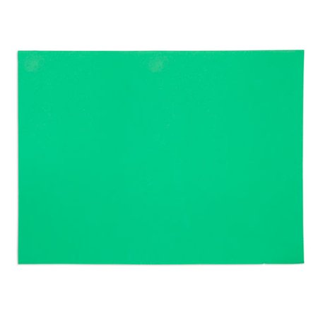 Foamies Sheet Green 2mm 9X12In
