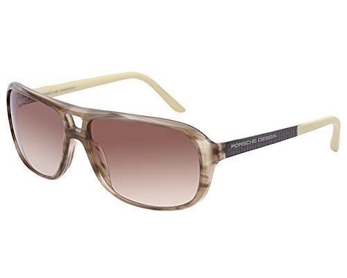 Porsche Aviator Women S Sunglasses Striped 55mm