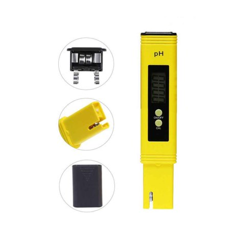 babydream1 ET825 Battery Radiation Detection Electric Magnetic Field Detector Electromagnetic Tester LCD Display - image 4 de 4