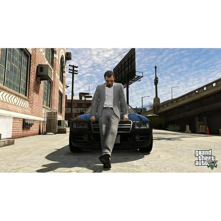 Grand Theft Auto V, Rockstar Games, Xbox 360, 710425491245 - Walmart com