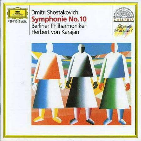Karajan/Berlin Philharmonic Orchestra - Shostakovich: Symphony No.10 (Lang Lang Simon Rattle Berlin Philharmonic Orchestra)