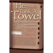 He Took a Towel (Paperback)