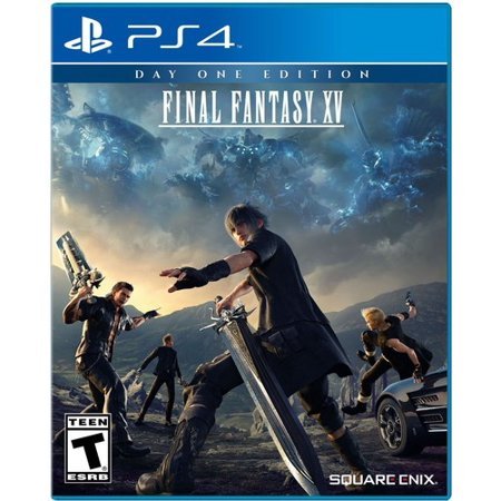 Final Fantasy XV for PlayStation - Final Fantasy 7 This Is Halloween