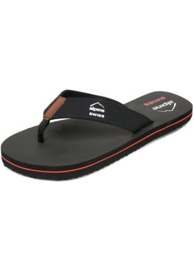 Product Image alpine swiss men s flip flops beach sandals lightweight eva  sole comfort thongs a1c2221bb76