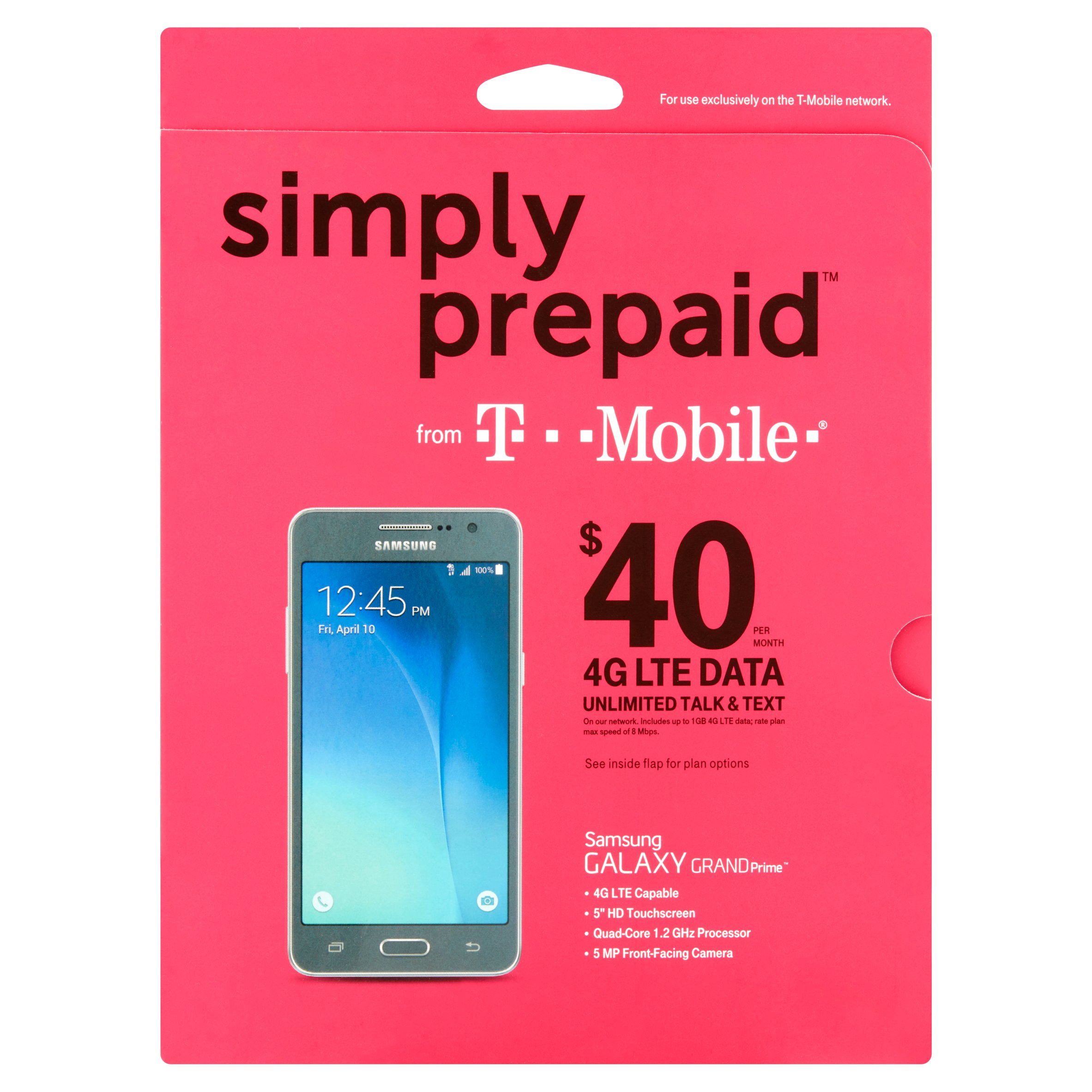 Prepaid cell