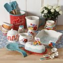 25-Piece The Pioneer Woman Flea Market Pantry Essential Set