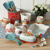 The Pioneer Woman Flea Market 25-Piece Pantry Essential Set Deals