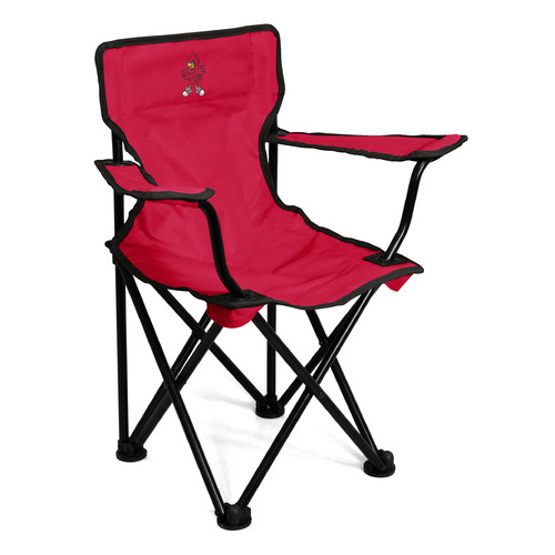 Logo Chair NCAA Louisville Toddler Chair