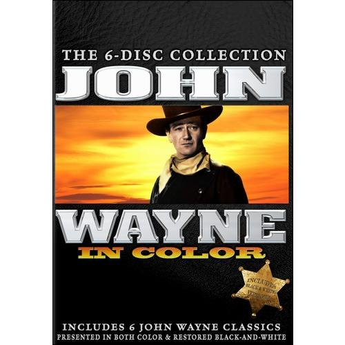 John Wayne In Color Collection
