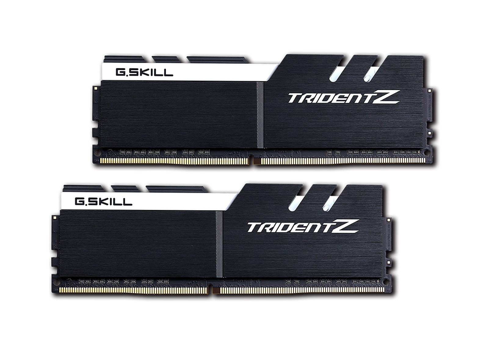 32GB G.Skill DDR4 Trident Z 3600Mhz PC4-28800 CL17 White/Black 1.35V Dual Channel Kit (2x16GB)