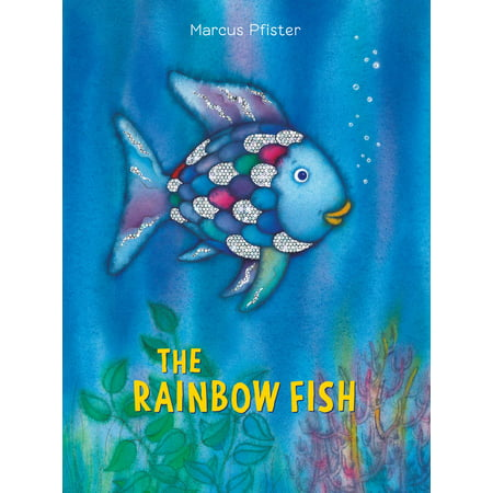 The Rainbow Fish (Hardcover) - Rainbow Fishes