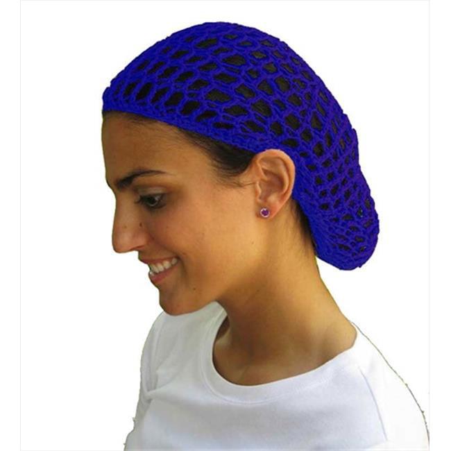 CoverYourHair 50294 Blue Hair Net - Snood