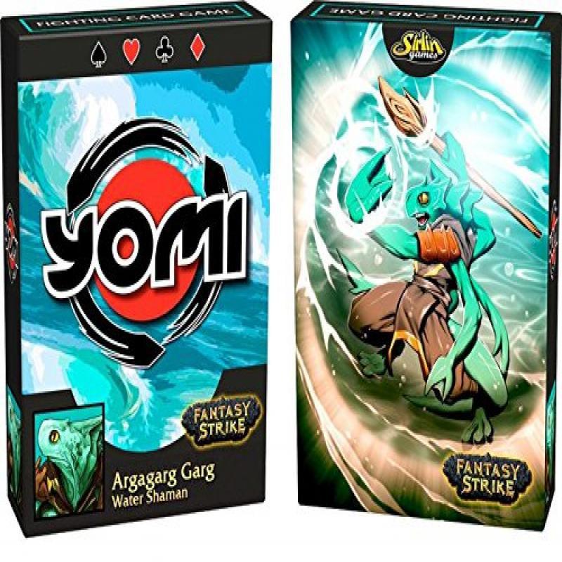 Yomi: Argagarg Deck by Sirlin Games