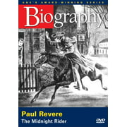 Biography: Paul Revere by ARTS AND ENTERTAINMENT NETWORK