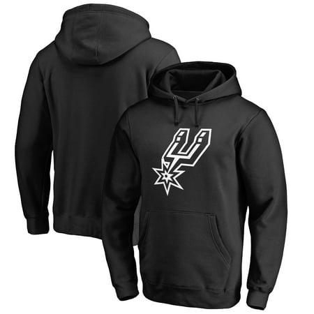 San Antonio Spurs Taylor Pullover Hoodie - Black
