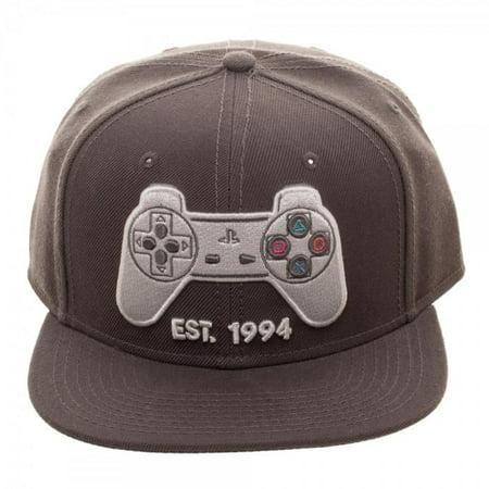 Baseball Cap - Sony Playstation - Controller Snapback New sb4e9uspn